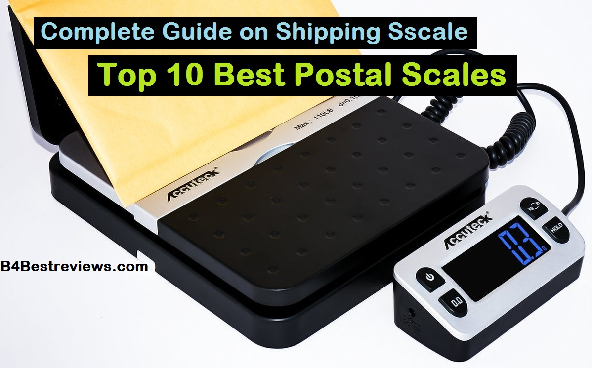 Top Best Postal Scale of 2018 Reviews