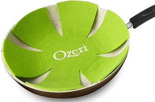 "10"" Stone Earth Frying Pan by Ozeri, with 100% APEO & PFOA"