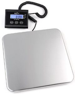 330lb x 2oz. Accuracy shipping postal scale
