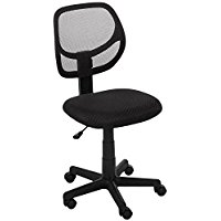 Buy Best AmazonBasics Low-Back Computer Chair - Black