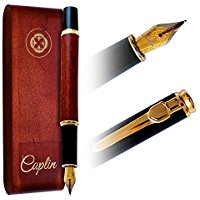 Best CAPLIN ROSE GOLD FOUNTAIN PEN of 2018