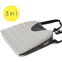 BUY BEST CLEVER YELLOW CAR SEAT CUSHION