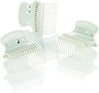Buy Conair Hot Roller Super Clips, White
