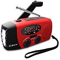 Buy Esky Emergency Radios Hand Crank