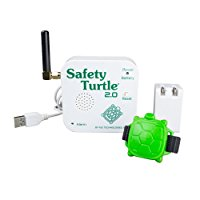 Buy best New Safety Turtle 2.0 Pet Immersion Pool/Water Alarm Kit
