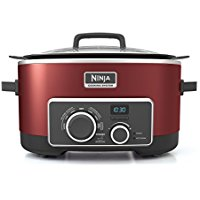 Buy Ninja 4-in-1 Cooking System, Red (MC950ZCN)