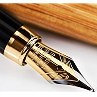 ZenZoi Fountain Pen Writing Set Case 100% Handcrafted