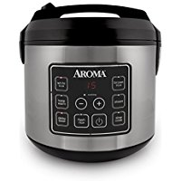 Best of Aroma Housewares 20 Cup Cooked (10 cup uncooked) Digital Rice Cooker
