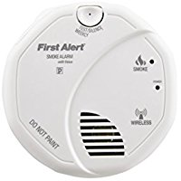 Buy First Alert SA511CN2-3ST Interconnected Wireless Smoke Alarm