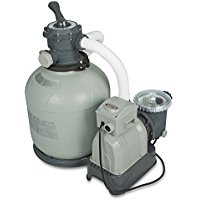 Best Intex Krystal Clear Sand Filter Pump for Above Ground Pools