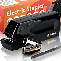 Buy Best Jiraph Electric Stapler with Staple Remover