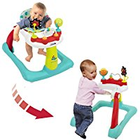 Top Best Kolcraft Tiny Steps 2-in-1 Activity Walker