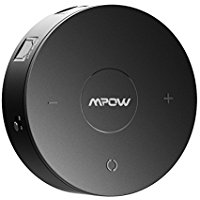 Buy Best Mpow Bluetooth 4.1 Receiver/Transmitter with aptX Low Latency in RX/TX