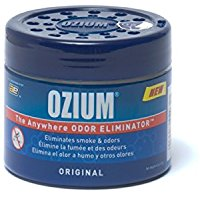 Best Ozium Smoke & Odors Eliminator Gel. Home, Office and Car Air Freshener