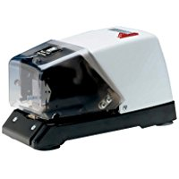 Buy Best Rapid 100E Electric Stapler, Black and White