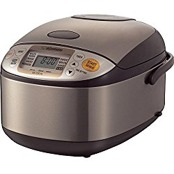Buy Best Zojirushi NS-TSC10 5-1.2-Cup (Uncooked) Micom Rice Cooker