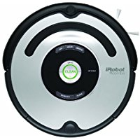 Buy iRobot 560 Roomba Vacuuming Robot, Black and Silver