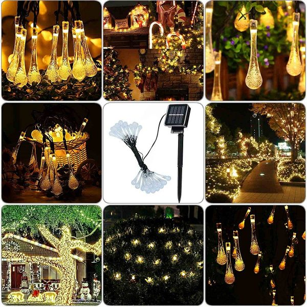 best solar string christmas lights reviews