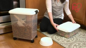 Best Airtight Containers for Dog Food