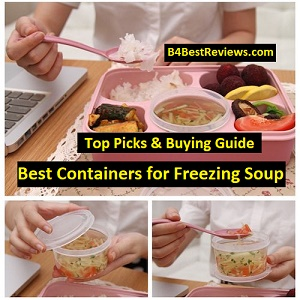 Top 10 Best Containers for Freezing Soup Review 2018