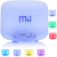 Top Best MIU COLOR 500ml Aromatherapy Essential Oils Diffuser