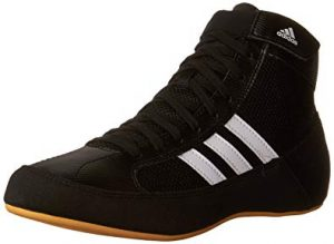 Buy Adidas Wrestling HVC Youth Laced Wrestling Shoe