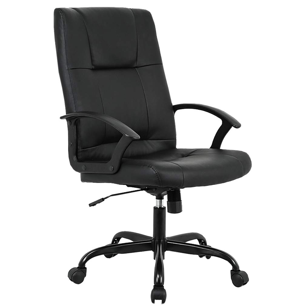 Back Racing Car Office Chair
