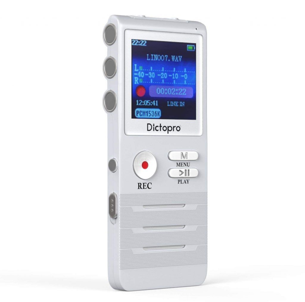Buy Digital Voice Activated Recorder