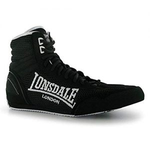 Buy Lonsdale Mens Contender Boxing Boots