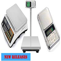 New Releases in Postal Scales of the year