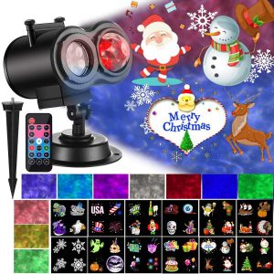Buy OCEAN WAVE HALLOWEEN CHRISTMAS PROJECTOR
