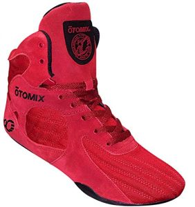 Buy Otomix Red Stingray Escape Bodybuilding & Wrestling Shoes