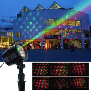 Buy TOFU PROTEOVE CHRISTMAS LASER LIGHTS