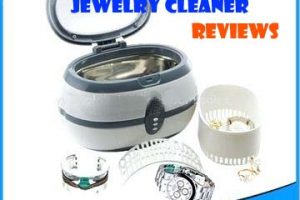 Best Ultrasonic Cleaner Jewelry