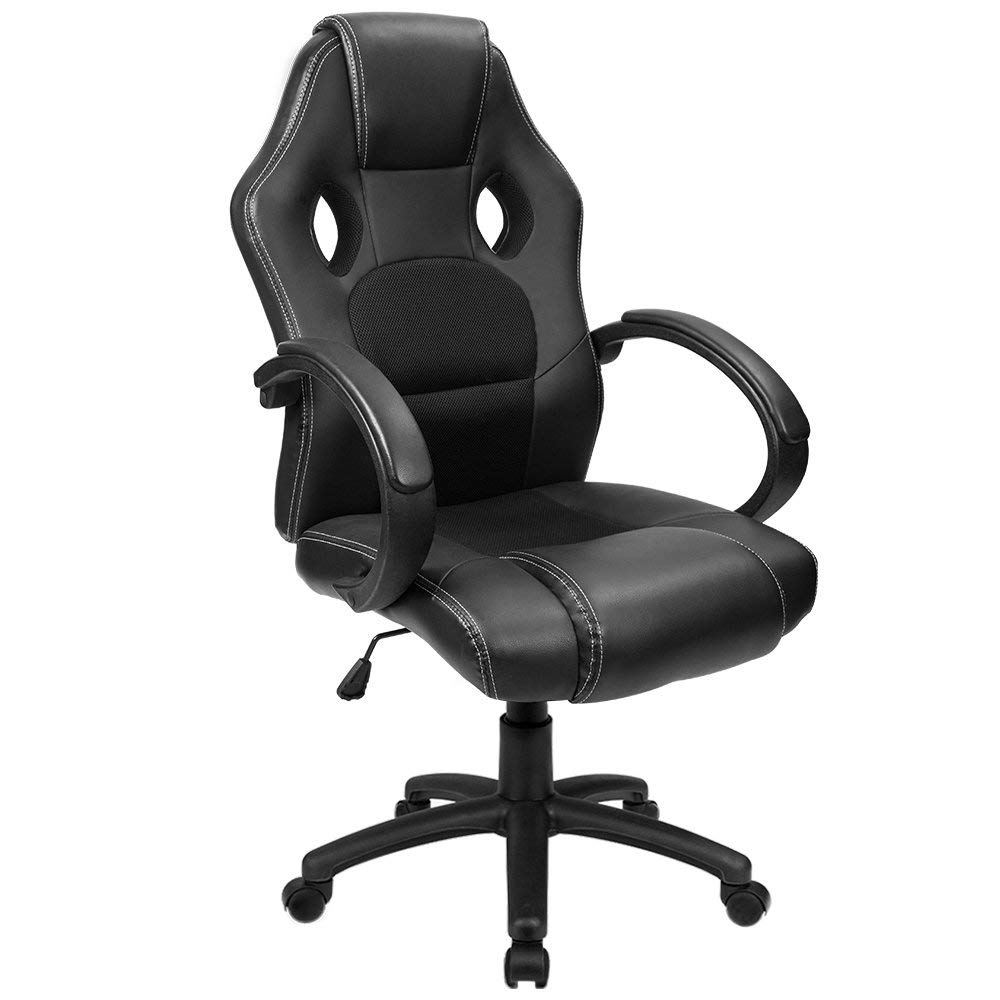 Furmax Office Chair Leather Desk