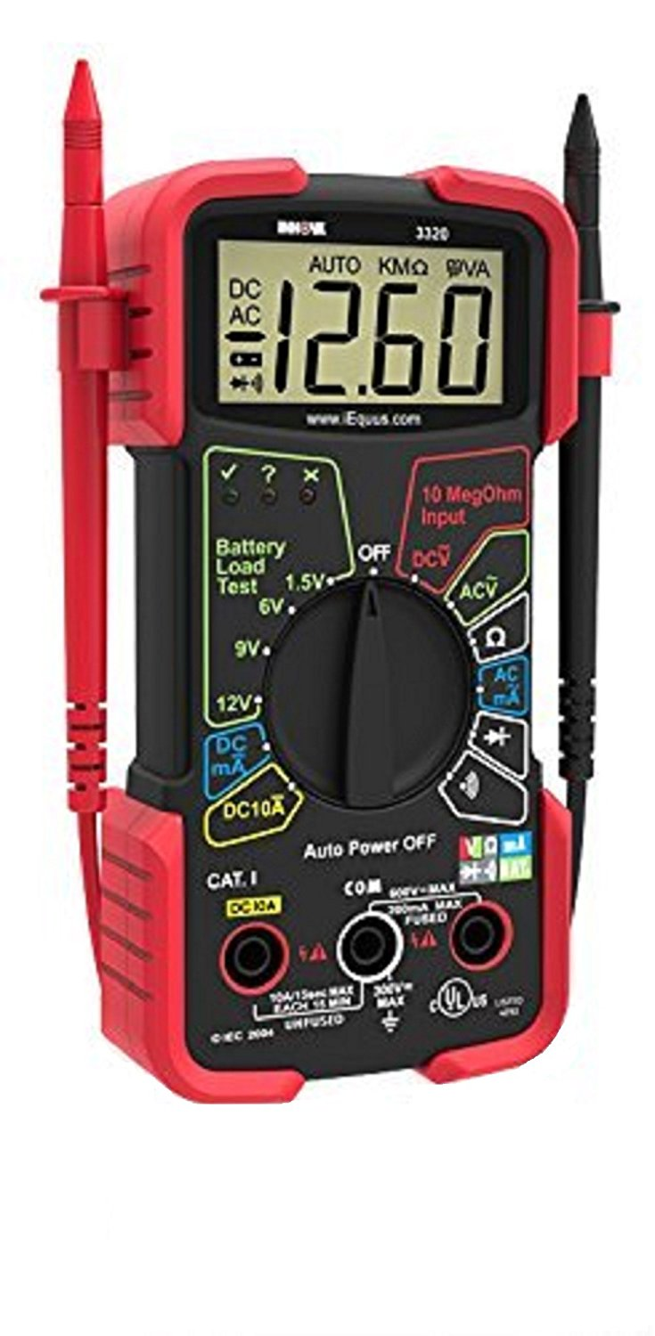 Innova 3320 Auto Ranging Multimeter