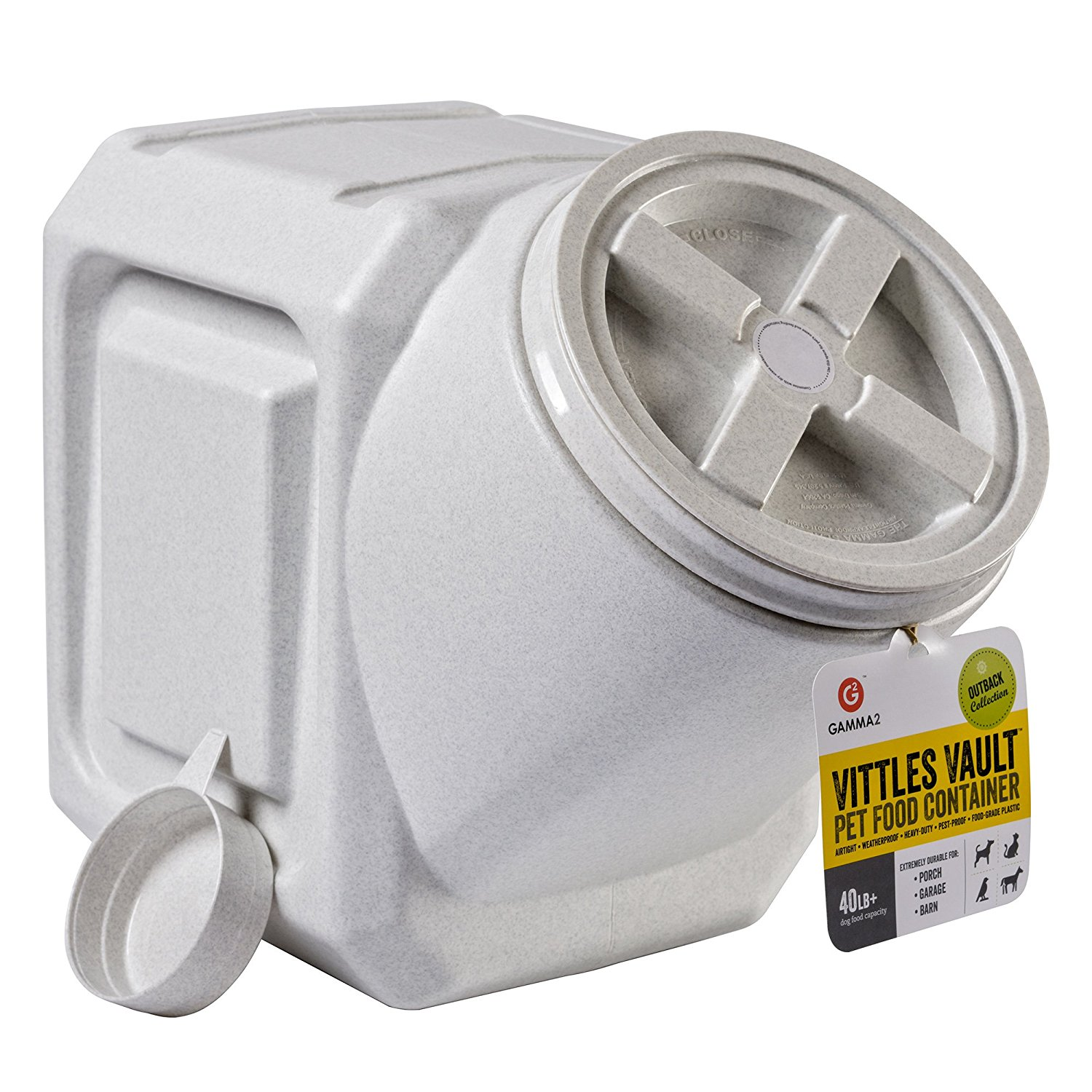 Buy Vittles Vault Airtight Stackable Pet Food Container