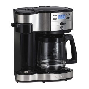 Hamilton Beach 49980A Coffee Maker Single Serve Stainless steel