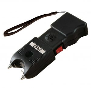 Police TW11 - Max Voltage Heavy Duty Stun Gun