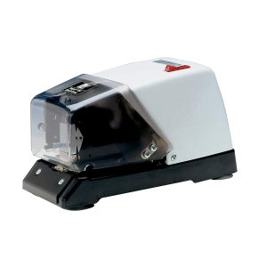 Rapid 100E Electric Stapler Black and White