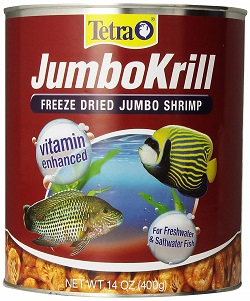 Tetra JumboKrill Freeze Dired Jumbo Shrimp