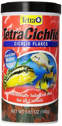 Tetra TetraCichlid Balanced Diet